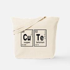 Cute Elements Geeky Tote Bag