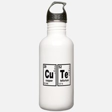 Cute Elements Geeky Water Bottle