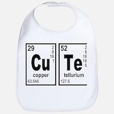 Cute Elements Geeky Bib