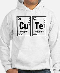 Cute Elements Geeky Hoodie