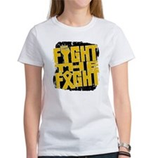 Fight The Fight Appendix Cancer Tee