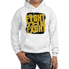 Fight The Fight Appendix Cancer Hoodie