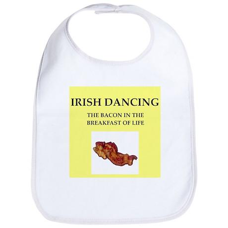 irish dancing Bib
