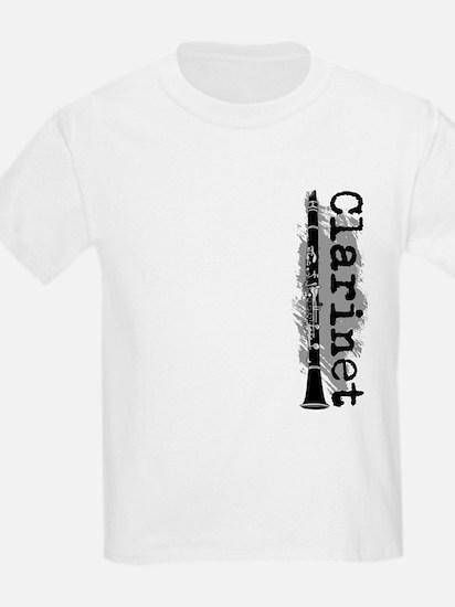 Clarinet Vertical T-Shirt