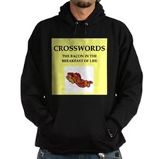 crosswords Hoodie