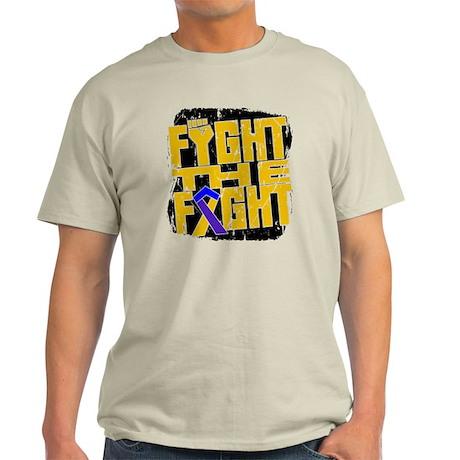 Fight The Fight Bladder Cancer Light T-Shirt