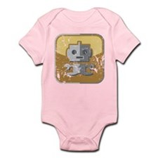 roboter-symbol (used) Infant Bodysuit