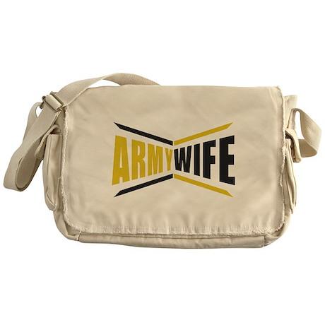 Army Wife Messenger Bag