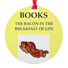 books Ornament