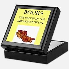 books Keepsake Box