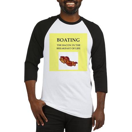 boating Baseball Jersey