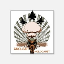 Nuclear Holocaust Sticker