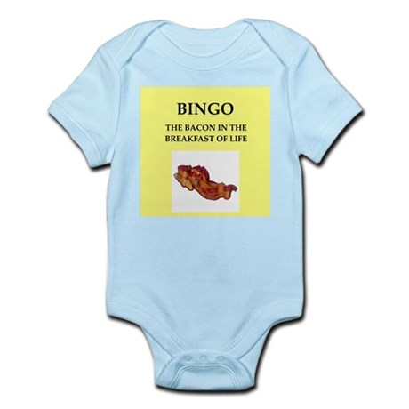 bingo Body Suit