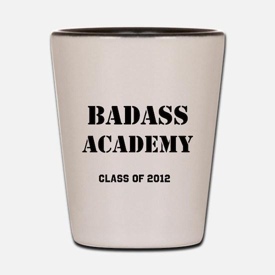 Badass Academy Lite Shot Glass