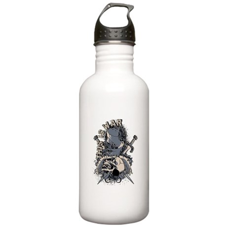 This is War Stainless Water Bottle 1.0L