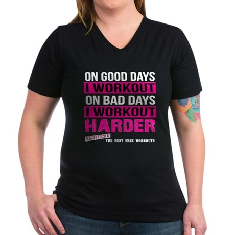 Workout Harder Gym Shirt T-Shirt