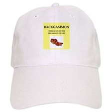 backgammon Baseball Baseball Cap