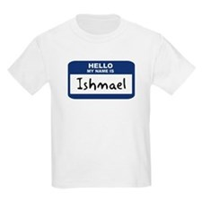 Hello: Ishmael Kids T-Shirt