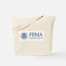 FEMA Popular Opinion Tote Bag