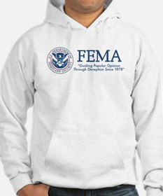 FEMA Popular Opinion Hoodie