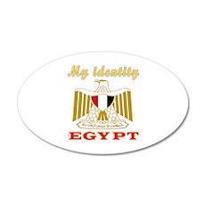 My Identity Egypt Wall Decal