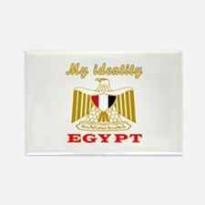 My Identity Egypt Rectangle Magnet