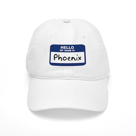 Hello: Phoenix Cap
