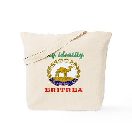 My Identity Eritrea Tote Bag