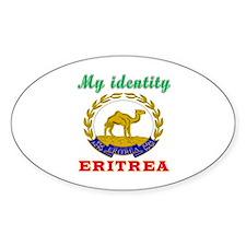 My Identity Eritrea Decal