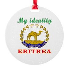 My Identity Eritrea Ornament