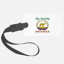 My Identity Eritrea Luggage Tag