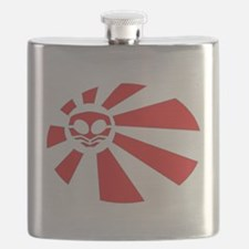 bleach hollow sun Flask