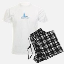 Siesta Key - Sailboat Design. Pajamas