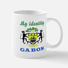 My Identity Gabon Mug