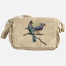 Unique Birds Messenger Bag