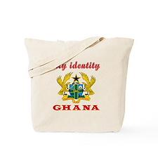 My Identity Ghana Tote Bag