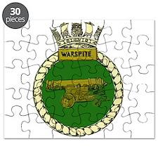 HMS Warspite Puzzle
