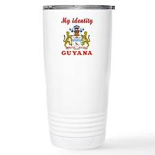 My Identity Guyana Travel Mug