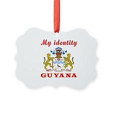 My Identity Guyana Ornament