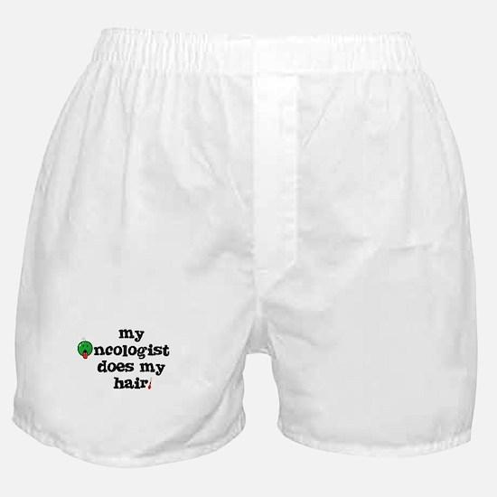Baldness Boxer Shorts