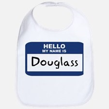 Hello: Douglass Bib