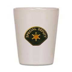 Orange County Special Deputy Sheriff Shot Glass