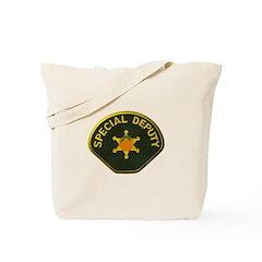 Orange County Special Deputy Sheriff Tote Bag