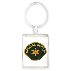 Orange County Special Deputy Sheriff Portrait Keyc
