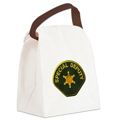 Orange County Special Deputy Sheriff Canvas Lunch