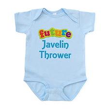 Future Javelin Thrower Onesie