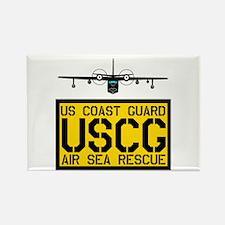 USCG Albatros Rectangle Magnet (10 pack)