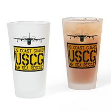 USCG Albatros Drinking Glass