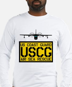 USCG Albatros Long Sleeve T-Shirt