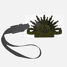 Australian Army badge e8 Luggage Tag